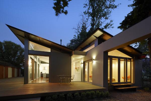 kyneton house by Marcus O'Reilly 2 Kyneton House by Marcus OReilly Architects