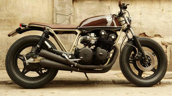For Motorcycle Fans Crd Honda Cb750 Cafe Racer