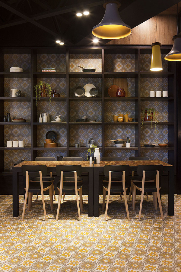 Rozzi's Italian Canteen by Mim Design Photography by Shannon McGrath 10 600x900 Rozzi's Italian Canteen by Mim Design