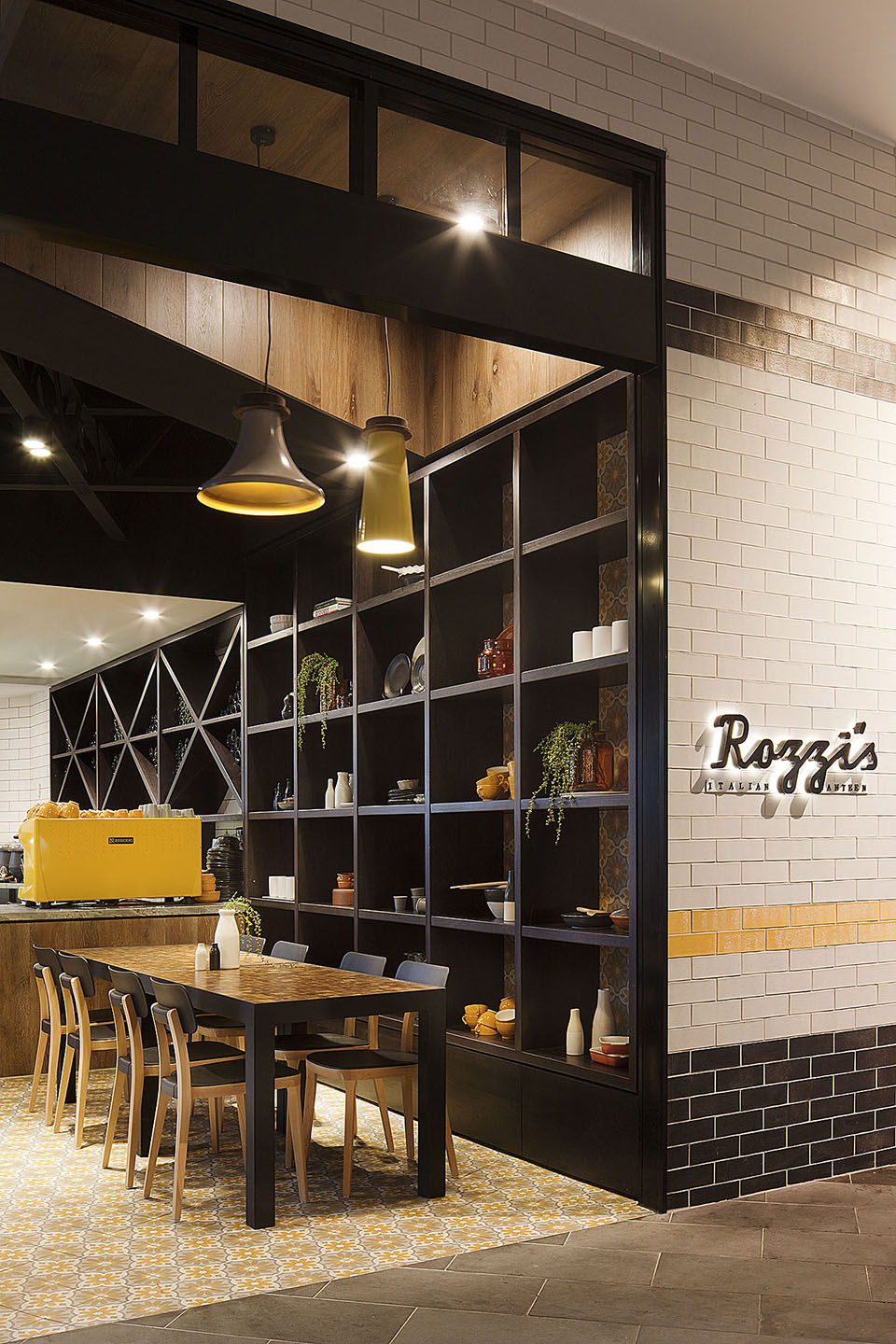 Rozzi's Italian Canteen by Mim Design – Photography by Shannon McGrath  (11)