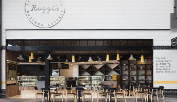 Rozzi's Italian Canteen by Mim Design