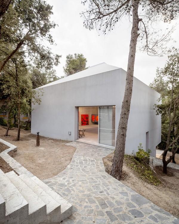 Barcelona Artists Studio by Garcés – De Seta – Bonet 5