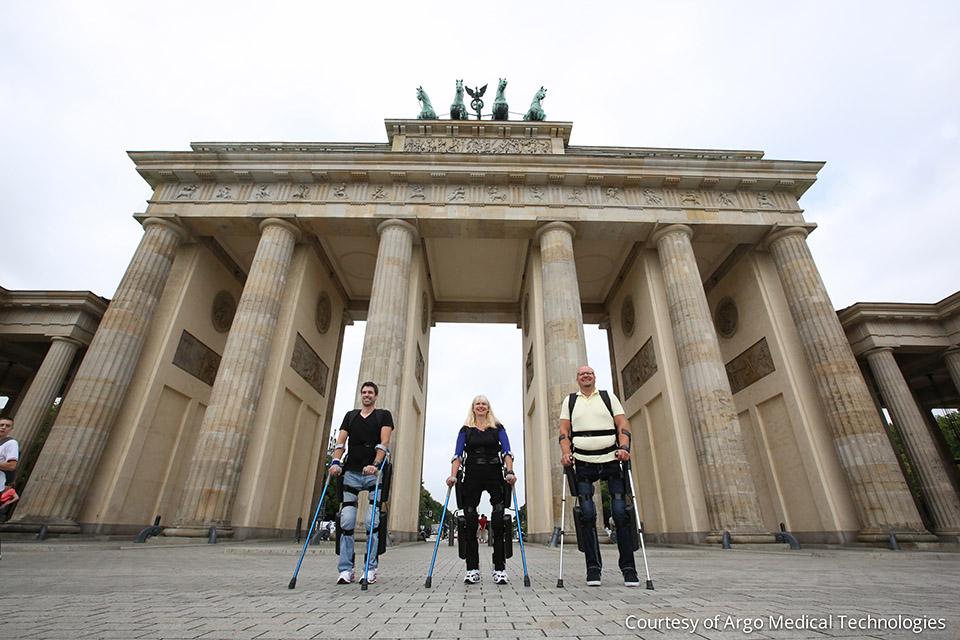 ReWalker Oliver, Ursel & Andre – Berlin, Germany