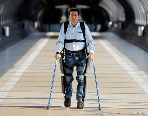 ReWalker Radi – Rehacare 2012 Duesseldorf Germany 600x471 7 Amazing Bionic Technologies that Empower the Disabled