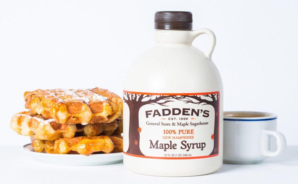 Fadden's Maple Syrup