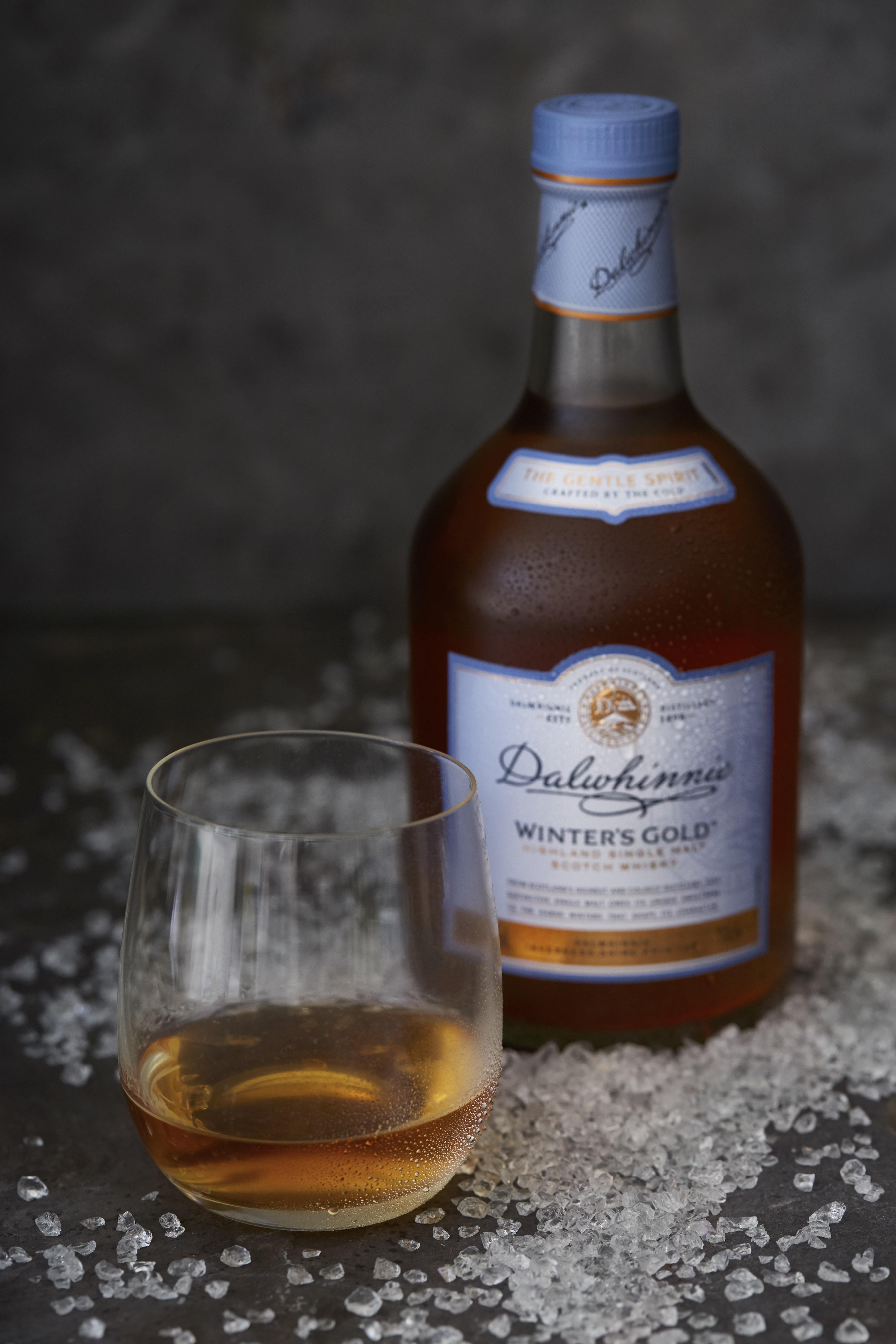 Dalwhinnie Winter's Gold – single malt scotch