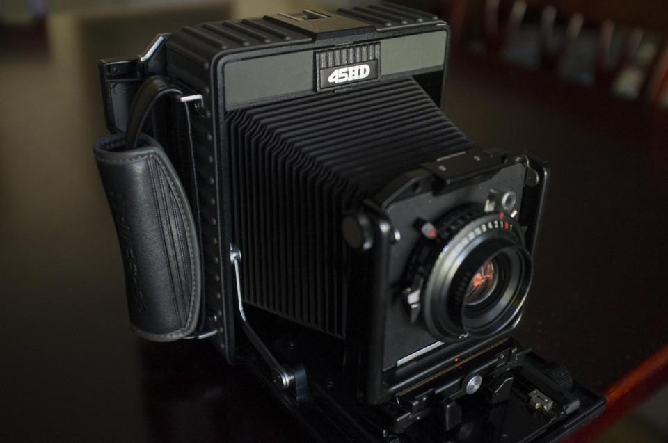 Horseman 4×5 - vintage camera