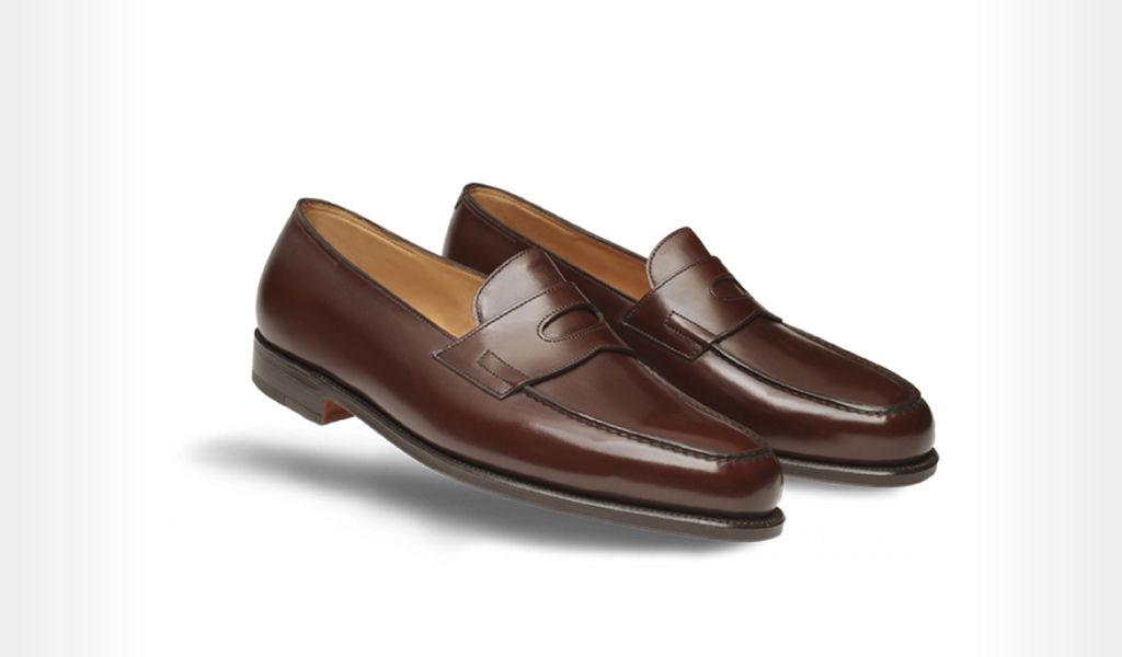 John Lobb's classic loafer style – Lopez