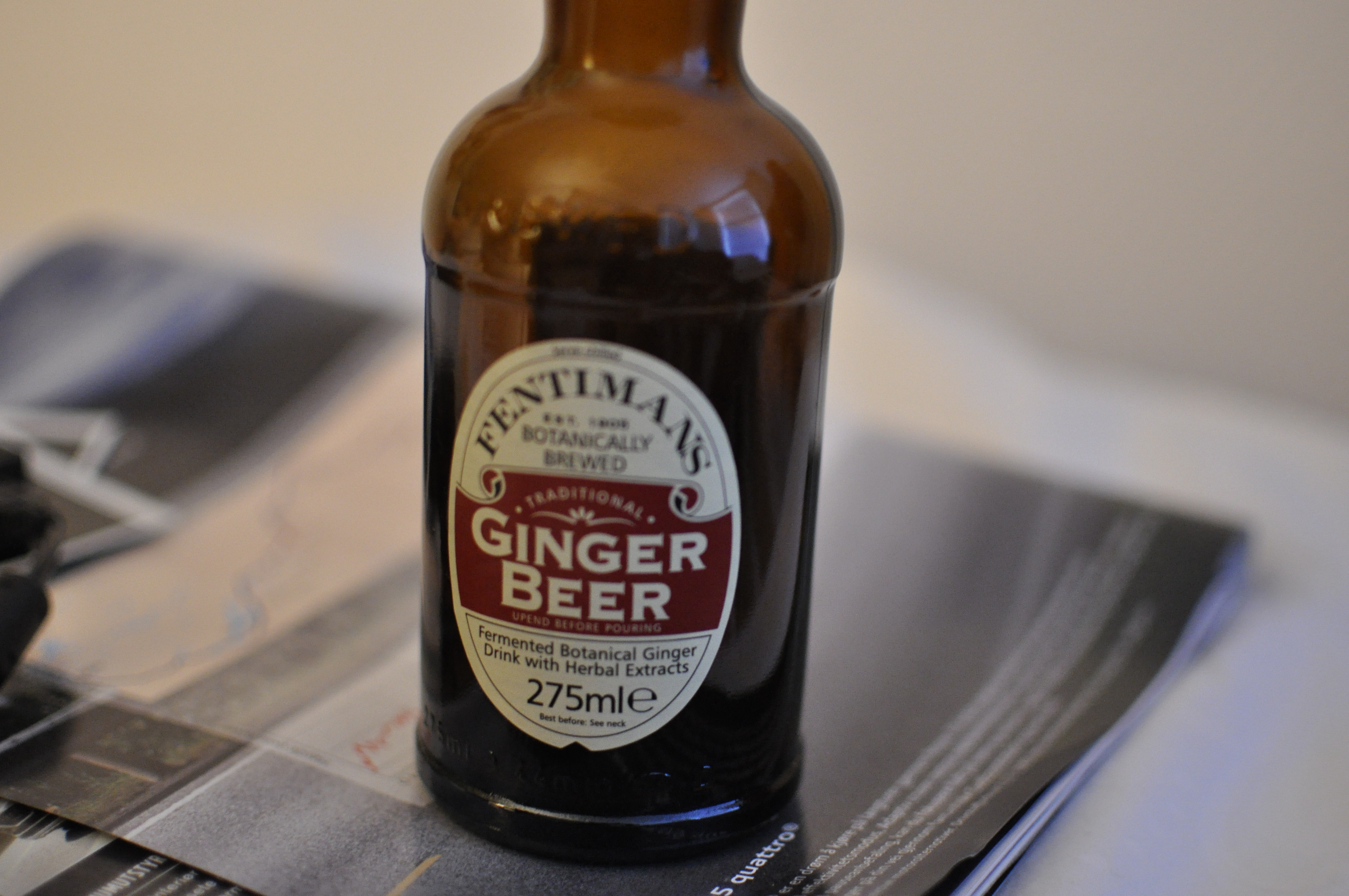 Fentiman's – ginger beer