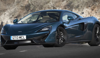 McLaren's MSO 570GT concept car 345x200 13 Concept Cars, Future Cars, and Impossible Cars We Need