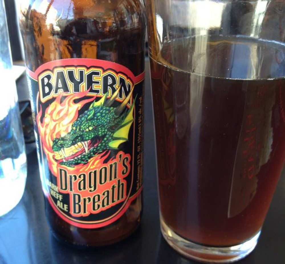 Bayern Dragon's Breath – wheat beer