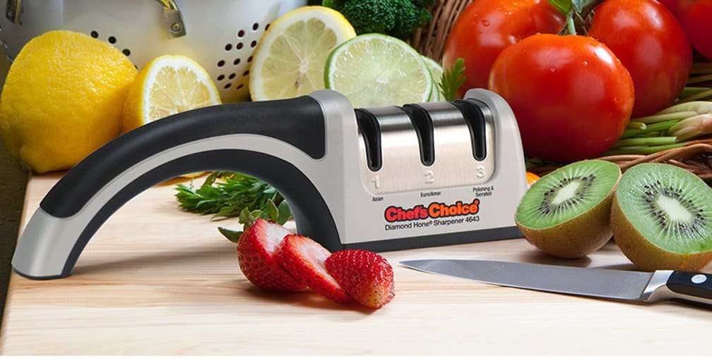 Chef's Choice ProntoPro 4643 – knife sharpener