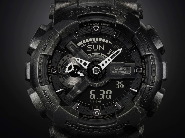 G‑Shock GA100-1A1 'Big Combi' – tactical watch