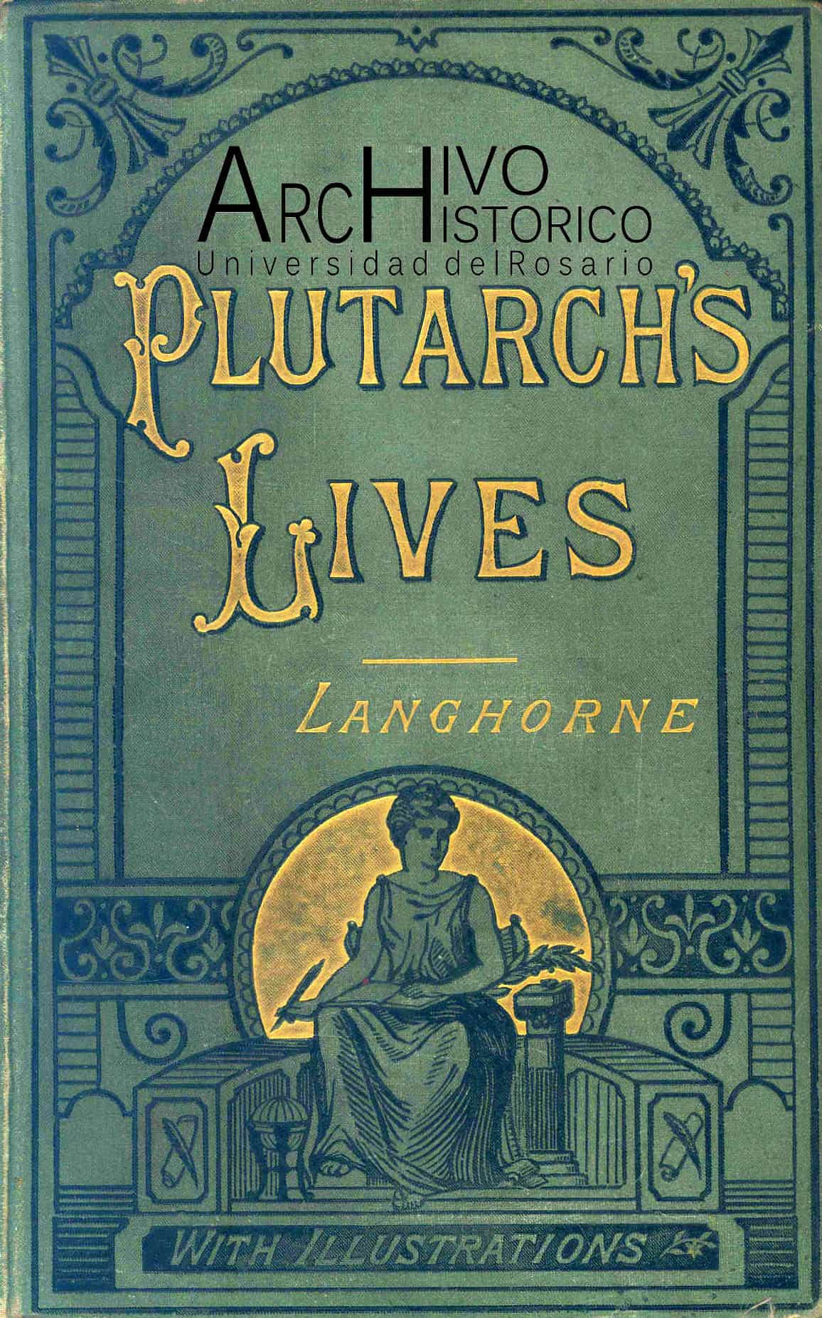 Plutarch's Lives, Both Volumes – biography