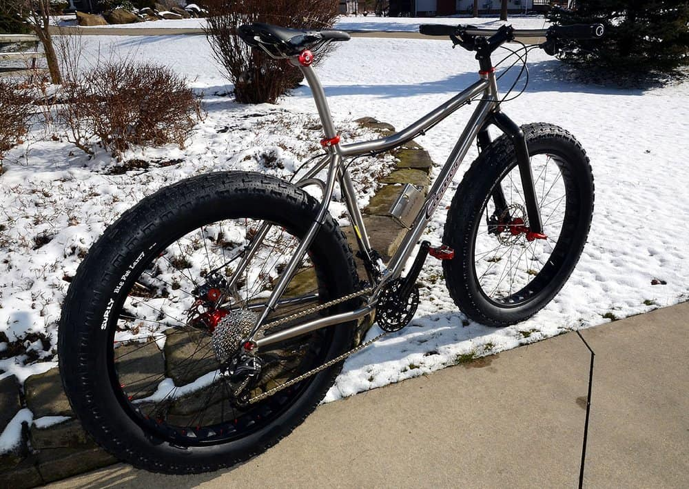 Carver Carbo'Beast – fat bike