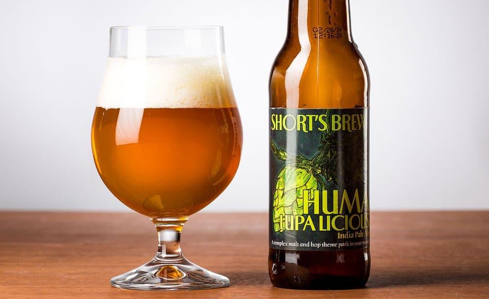 Short's Brewing Co. Huma Lupa Licious – american ipa