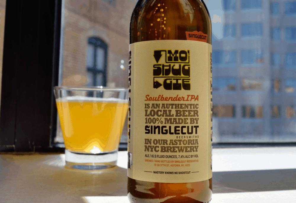 Singlecut Beersmiths Mo' Shuggie Soulbender – american ipa