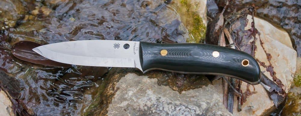 Spyderco BushCraft G–10 – survival knife