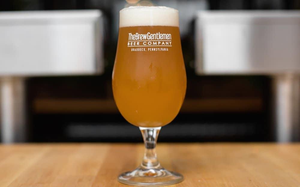 The Brew Gentlemen Beer Co. General Braddock's – american ipa