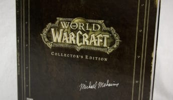 World of Warcraft Collector's Edition valuable video game 345x200 21 Valuable Video Games You May Have Stored Away