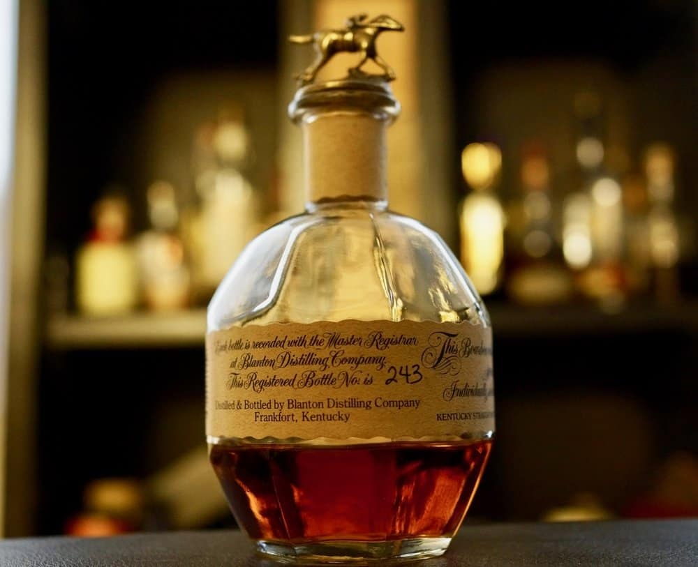 Blanton's Single Barrel – bourbon