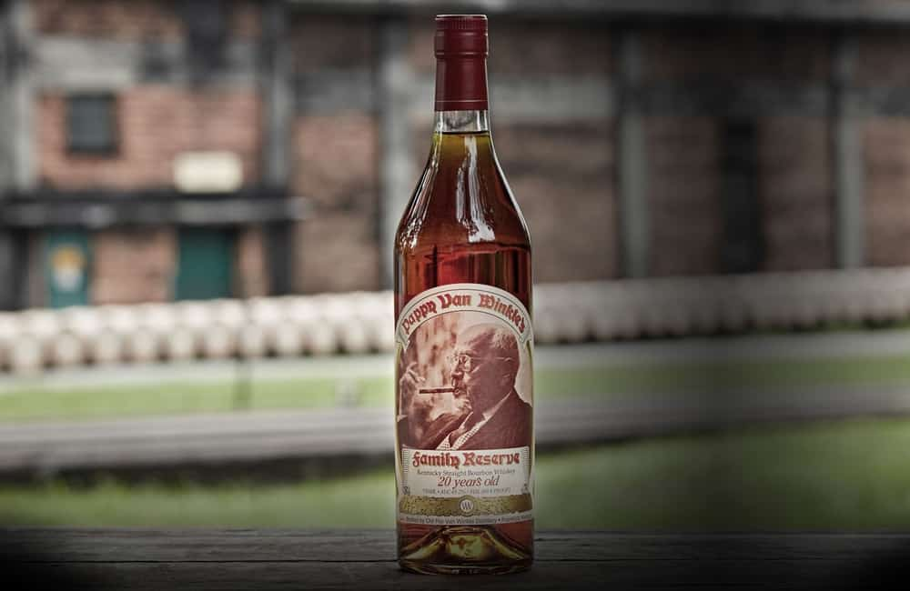 Pappy Van Winkle's Family Reserve 20 Year – bourbon