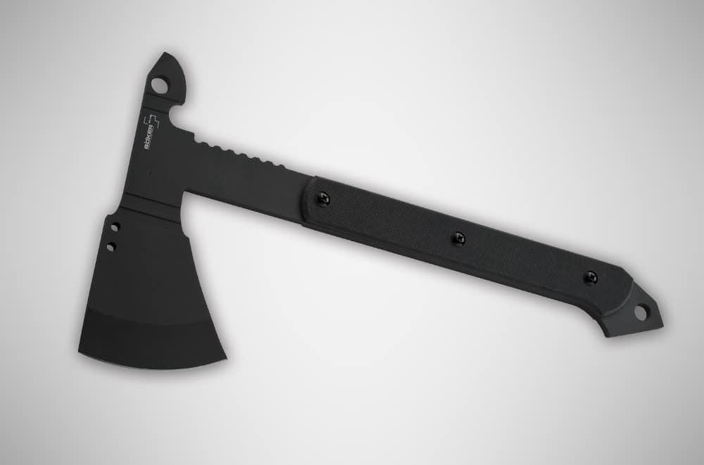 Boker's Plus Vox T-Hawk – tactical tomahawk