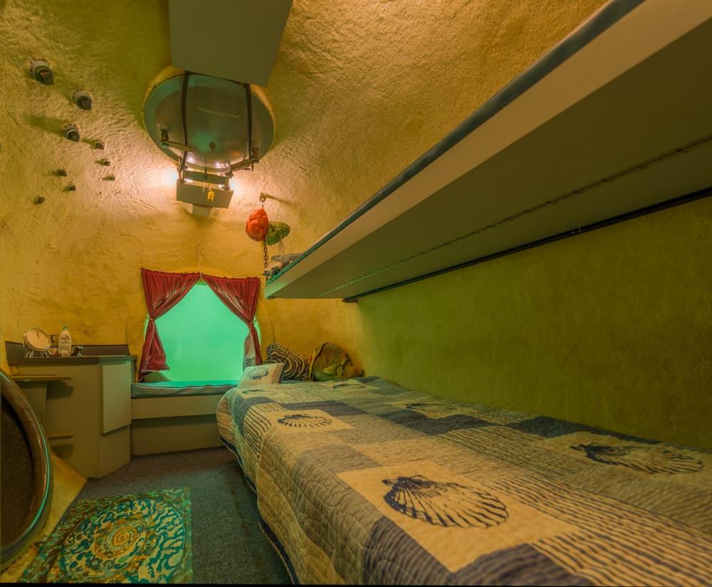 Jules' Undersea Lodge, Florida – underwater hotel