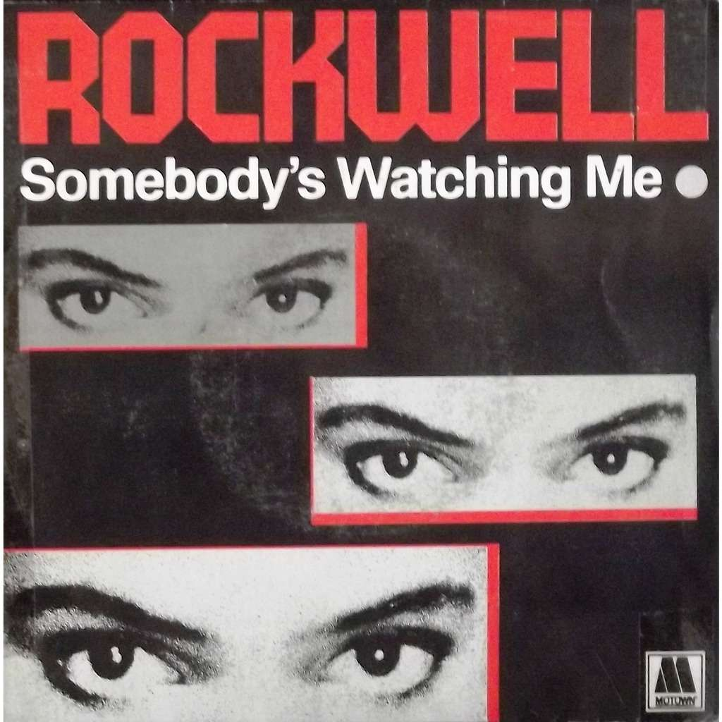Somebody's Watching Me – halloween song