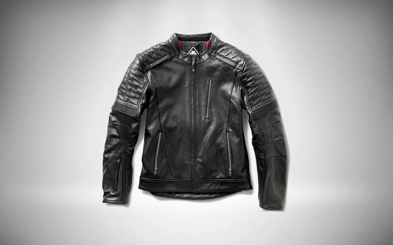 Roland Sands F@#K Luck Motorcycle Jacket